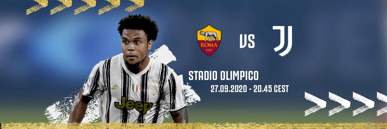 Apuestas Roma vs Juventus