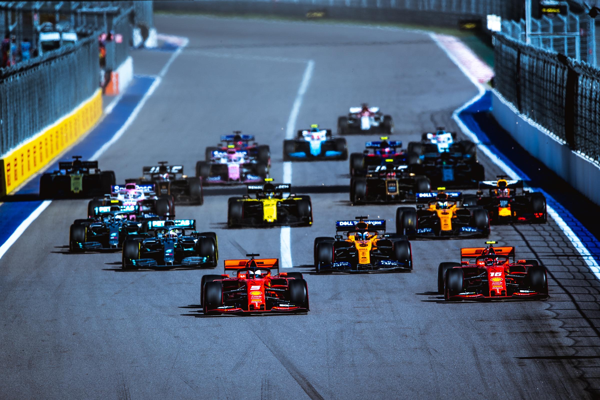 Apuestas F1 gran premio de rusia