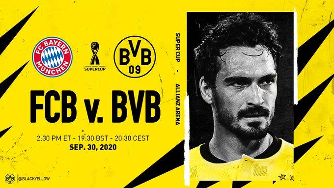Pronóstico Bayern Múnich vs Dortmund