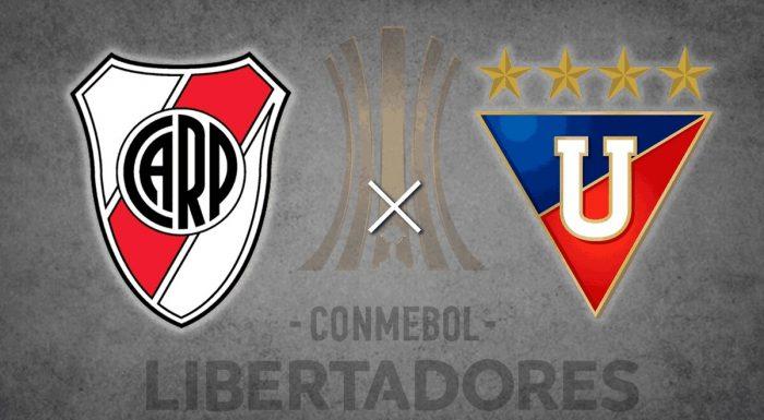 Copa Libertadores River Plate vs LDUQ, Pronósticos