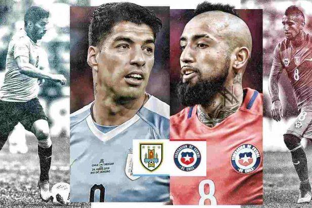 Pronósticos Uruguay vs Chile, previa