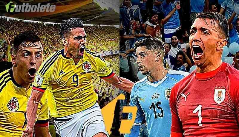 Colombia vs Uruguay _ Lesionados