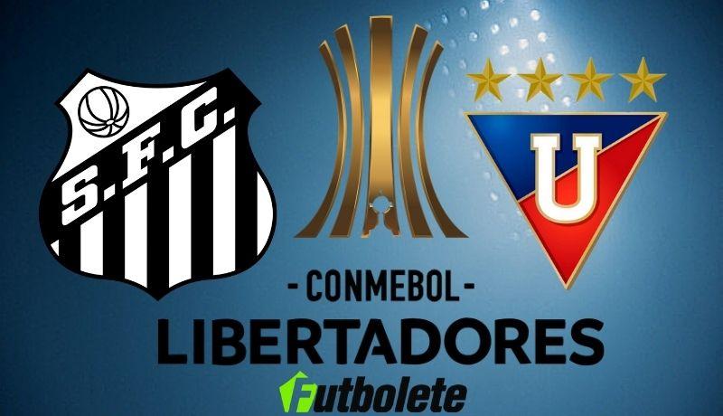 Pronósticos Santos vs Liga de Quito _ Previa Copa Libertadores