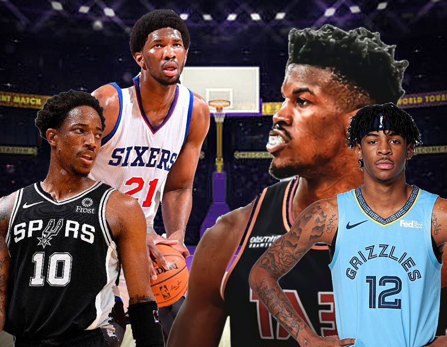 Guía # 5 NBA Plantillas_ 76ers, Miami Heat, Spurs, Grizzlies
