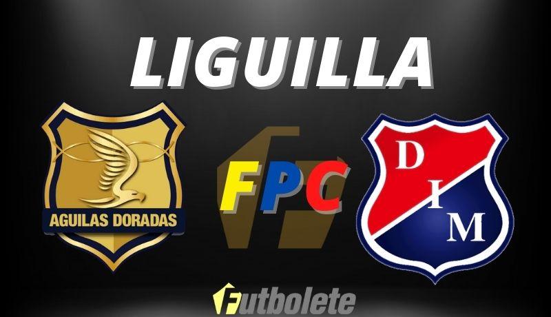 Pronósticos Rionegro Águilas vs DIM, Liguilla FPC