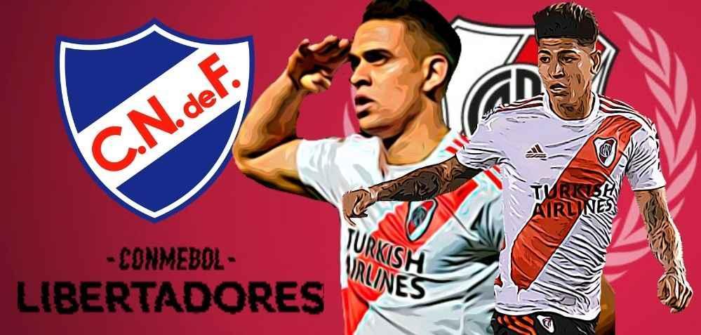 Pronósticos River Plate vs Nacional (U) | Previa Copa Libertadores