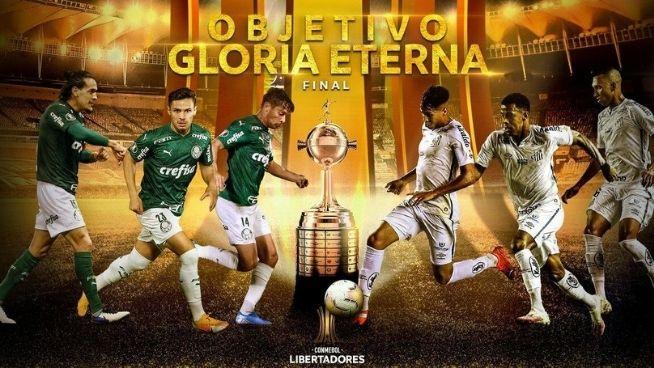 Palmeiras vs Santos _ Historia de la Copa Libertadores