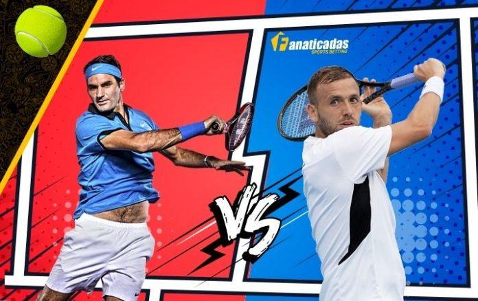 Pronósticos ATP 250 Doha _ Federer vs Evans