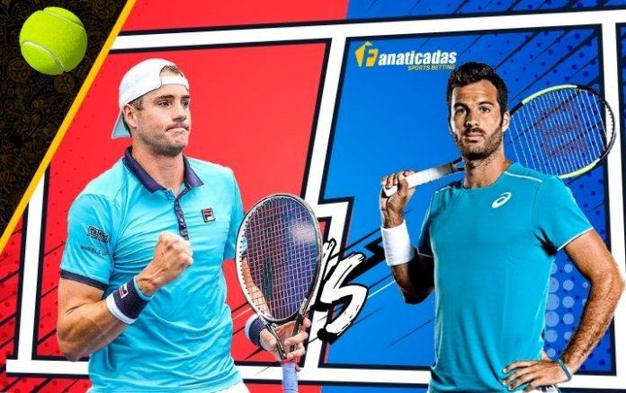 Pronósticos ATP 500 de Acapulco _ Isner vs Caruso