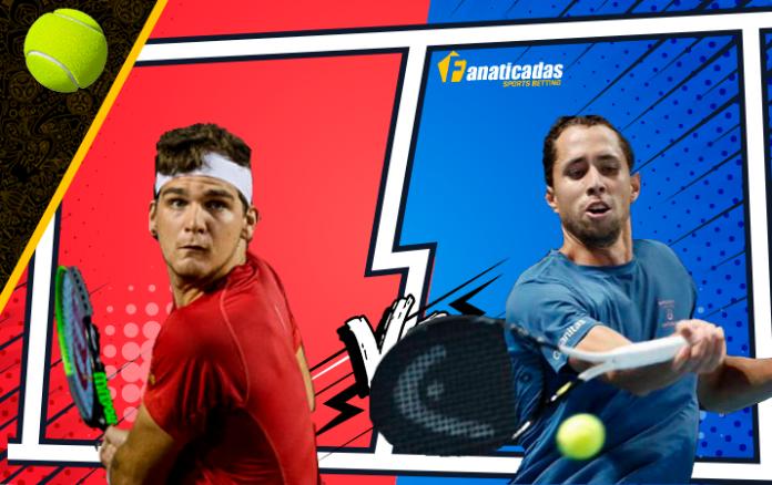 Pronósticos ATP Masters 1000 Miami _ Galán vs Seyboth