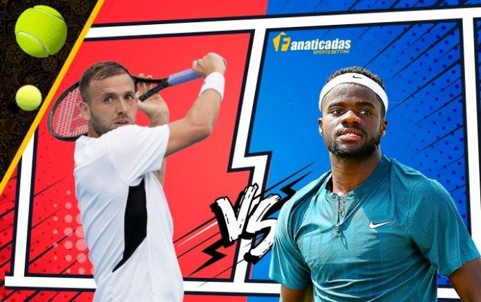 Pronósticos ATP Masters 1000 de Miami _ Evans vs. Tiafoe