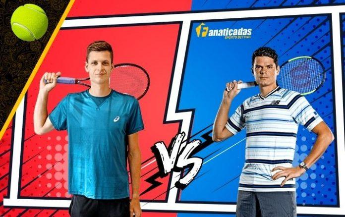 Pronósticos ATP Masters 1000 de Miami _ Hurkacz vs. Raonic