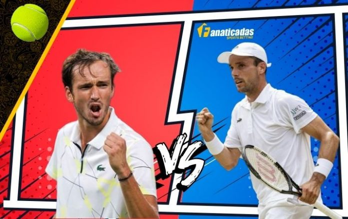 Pronósticos ATP Masters 1000 de Miami _ Medvedev vs. Bautista Agut (1)