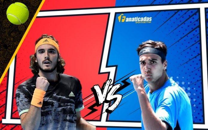 Pronósticos ATP Masters 1000 de Miami _ Sonego vs. Tsitsipas