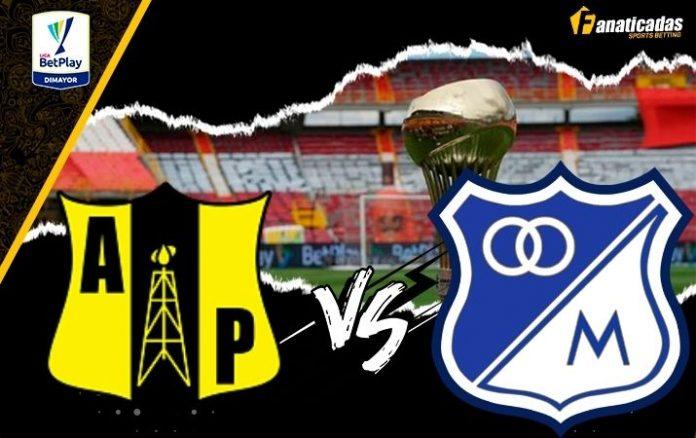 Pronósticos Alianza Petrolera vs Millonarios _ Apuestas Liga FPC