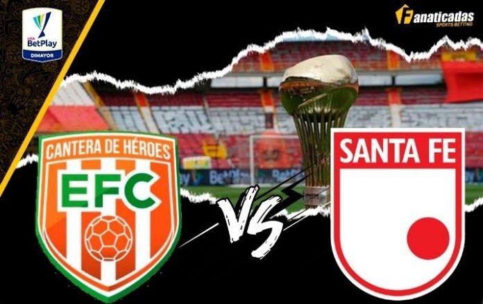 Pronósticos Envigado vs Santa Fe _ Apuestas Liga FPC