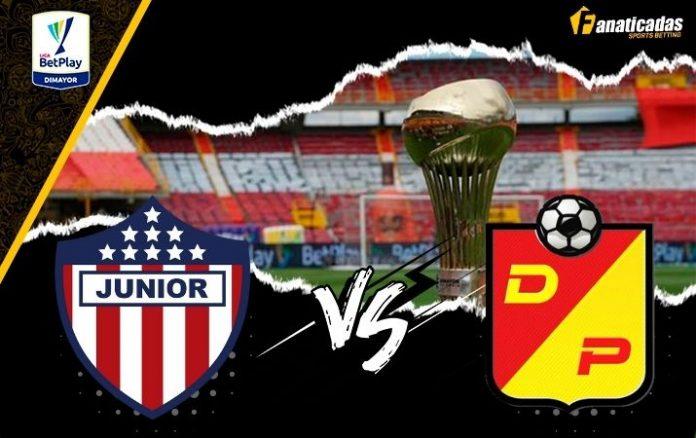 Pronósticos Junior vs Pereira _ Apuestas Liga FPC