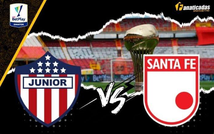 Pronósticos Junior vs. Santa Fe _ Apuestas Liga FPC