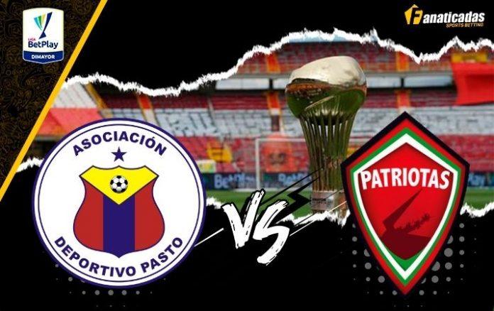 Pronósticos Pasto vs Patriotas _ Apuestas Liga FPC