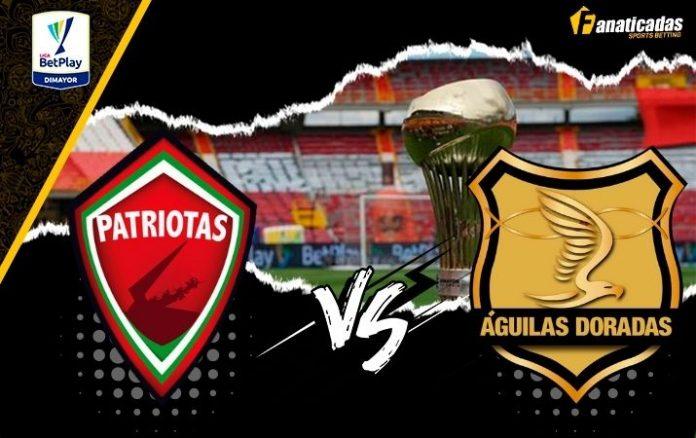 Pronósticos Patriotas vs. Águilas _ Apuestas Liga FPC