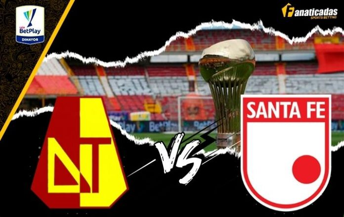 Pronósticos Tolima vs Santa Fe _ Apuestas Liga FPC