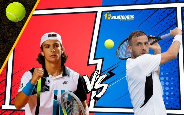 Pronósticos ATP de Cagliari   Musetti vs. Evans