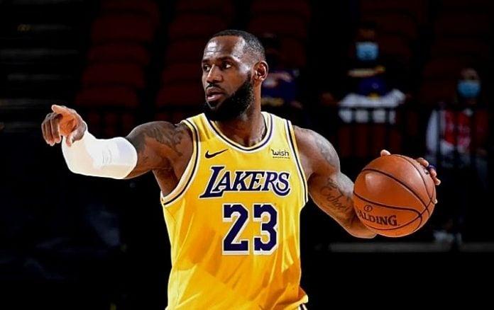 NBA_ Así van los Lakers sin Lebron James