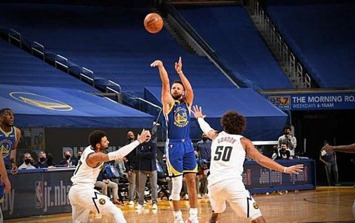 NBA_ Stephen Curry sigue haciendo historia y acrecienta su leyenda