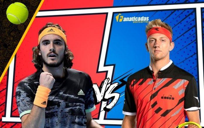 Pronósticos ATP Masters 1000 de Montecarlo _ Tsitsipas vs. Davidovich