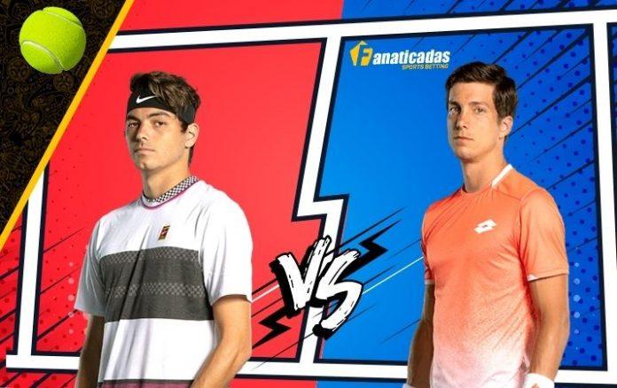 Pronósticos ATP de Cagliari _ Bedene vs. Fritz (1)