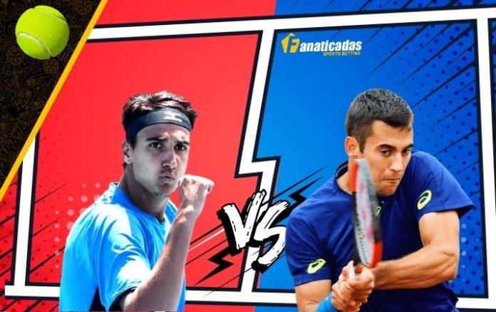 Pronósticos ATP de Cagliari _ Djere vs. Sonego