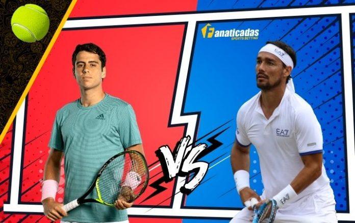 Pronósticos ATP de Marbella _ Jaume Munar vs. Fabio Fognini