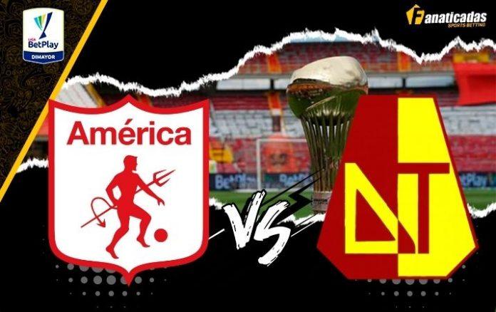 Pronósticos América vs. Tolima _ Apuestas Liga FPC