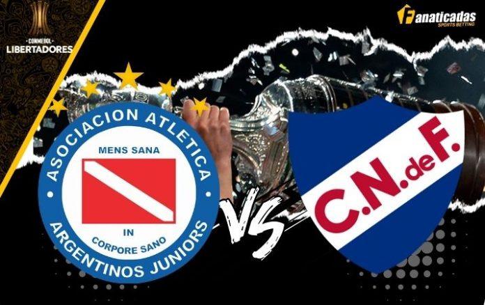 Pronósticos Argentinos Jrs vs. Nacional (U) _ Copa Libertadores