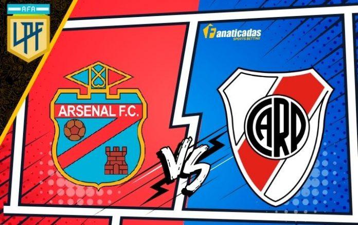 Pronósticos Arsenal vs. River Plate _ Apuestas Liga Argentina