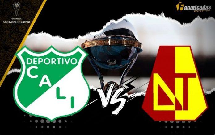 Pronósticos Deportivo Cali vs. Tolima _ Apuestas Copa Sudamericana