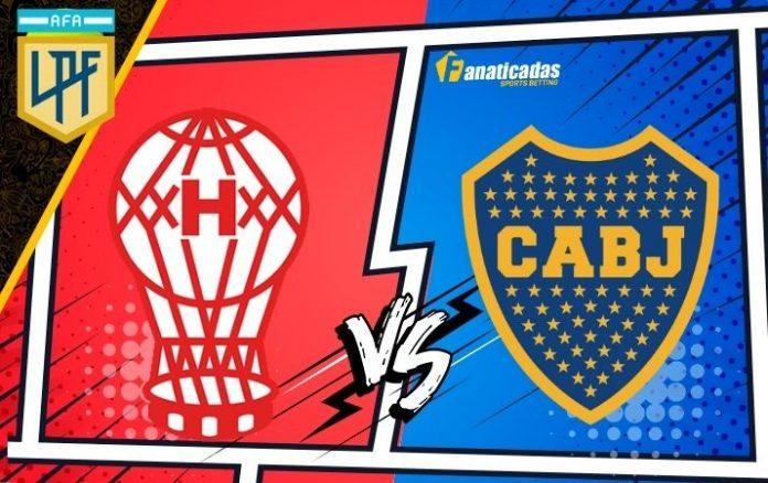 Pronósticos Huracán vs. Boca Juniors _ Liga Argentina