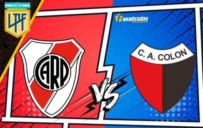Pronósticos River Plate vs. Colón _ Apuestas Liga Argentina