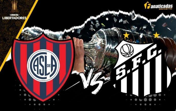 Pronósticos San Lorenzo vs. Santos _ Apuestas Copa Libertadores