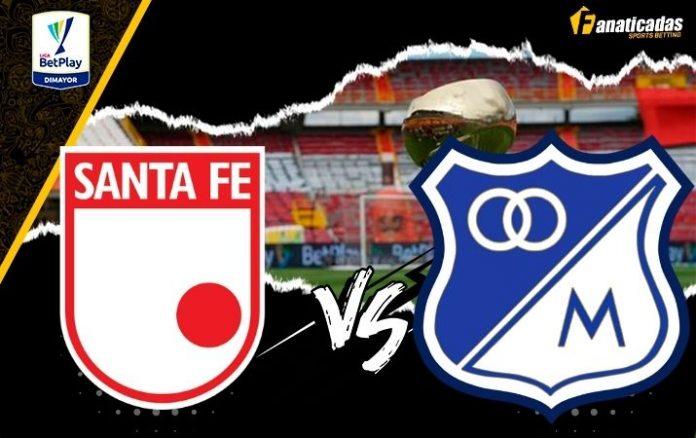 Pronósticos Santa Fe vs. Millonarios _ Apuestas Liga FPC