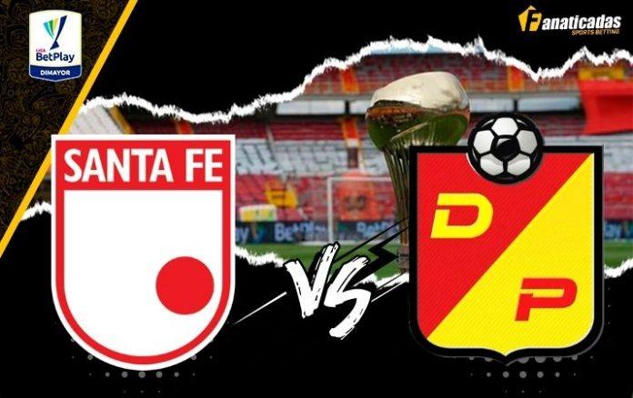Pronósticos Santa Fe vs. Pereira _ Apuestas Liga FPC