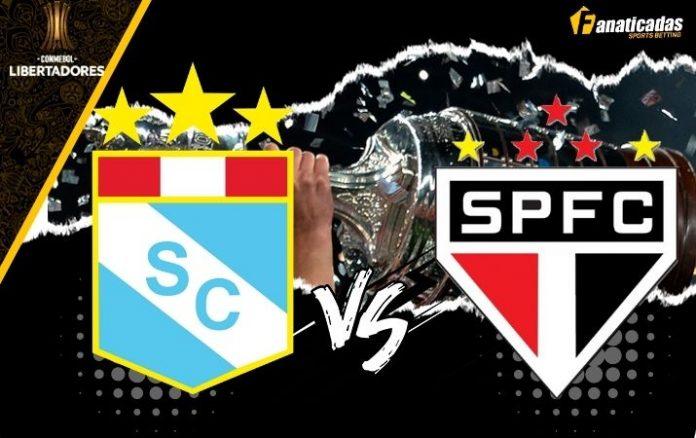 Pronósticos Sporting Cristal vs. Sao Paulo _ Copa Libertadores