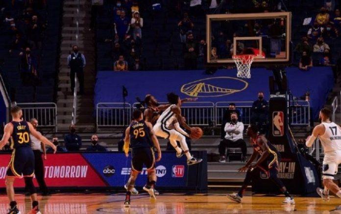 NBA Ja Morant le da la clasificación a los Grizzlies sobre los Warriors
