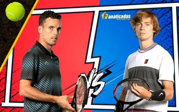 Pronósticos ATP Masters 1000 de Roma Bautista-Agut vs. Rublev