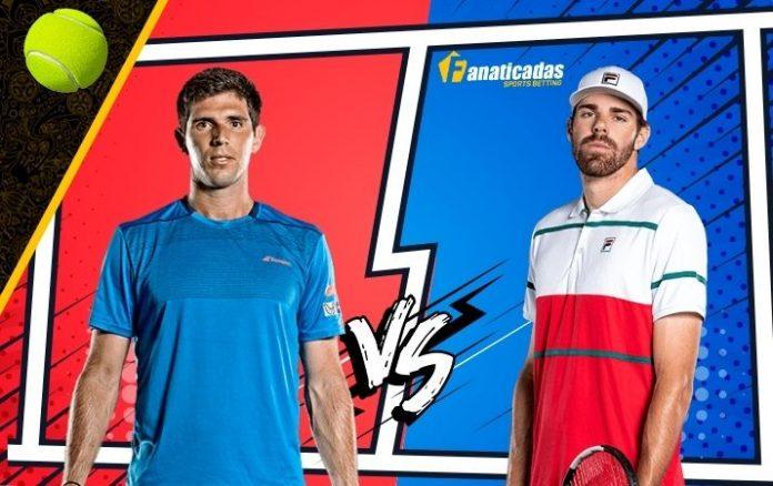 Pronósticos ATP Masters 1000 de Roma Delbonis vs. Opelka