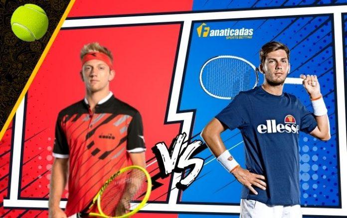 Pronósticos ATP Masters 1000 de Roma Norrie vs. Davidovich