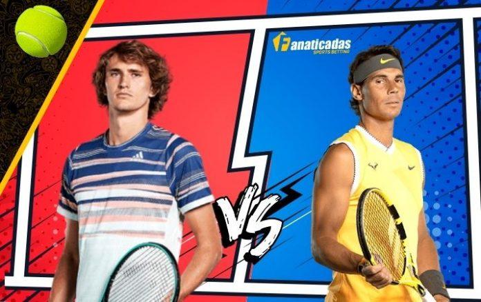 Pronósticos ATP Masters 1000 de Roma Zverev vs. Nadal
