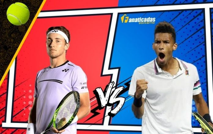 Pronósticos Masters 1000 de Madrid Auger-Aliassime vs. Ruud