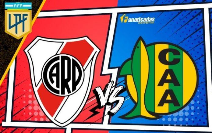 Pronósticos River Plate vs. Aldosivi Liga Argentina