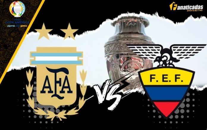 Copa América Argentina vs. Ecuador Predicciones y Previa